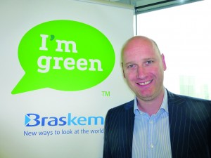 Interview mit Marco Jansen, Braskem Europe