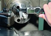 Ein digitaler Messschieber mit IP67