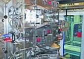 PMMA-Körper in 2K-Technik für LED-Leuchte am Porsche Macan