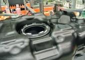 Schweißverfahren für Bauteile in Kunststofftanks