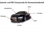 Konstruktionswerkstoffe für Pkw- und Lkw-Karosserieaußenteile