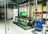 Energieeffiziente Kühltechnik für einen Spritzgussbetrieb