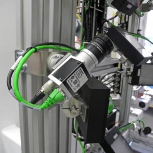 Kamerainspektionssystem sorgt für Liefersicherheit