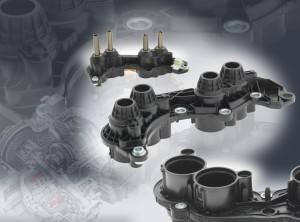 Langglasfaserverstärkter Werkstoff für Metallersatz-Anwendung