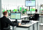Qualitätsmanagement-System überwacht Prozesskette