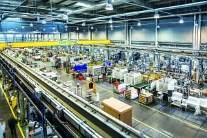 Lean Manufacturing in der Leuchten-Produktion