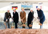 Kraiburg TPE investiert in US Standort