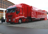 Moretto tourt 2015 mit Peripheriegeräten durch Europa