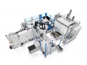 Großserientaugliche Fertigung thermoplastischer Composites