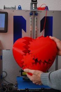 Neuer Kunststoff für bessere 3D-Druckergebnisse