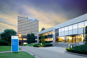 Solvay produziert Peek in den USA