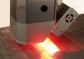 Inline-Prüfung von Carbonfaser-Gelegen