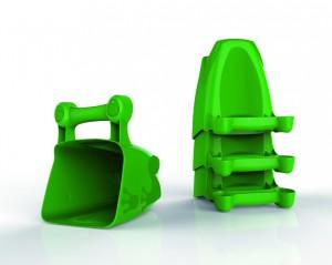 Cradle to Cradle Projekt – biologisch abbaubares Strandspielzeug