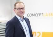 Concept Laser: Umsatz und Auftragseingang schnellen in die Höhe