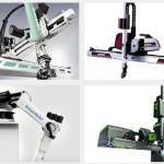 46 Roboter/Handhabungsgeräte in der Übersicht