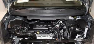 Compound auf Rezyklat-Basis im Motorraum