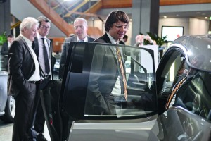 Kunststoff beeinflusst neue Fahrzeugkonzepte