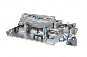 Ultraschallschweißen für Alu-kaschierte Automobil-Dämmteile