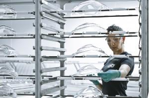 Großauftrag für Glazing-Komponenten aus China