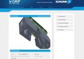 Webtool für individuelle 3D-Greiferbacken