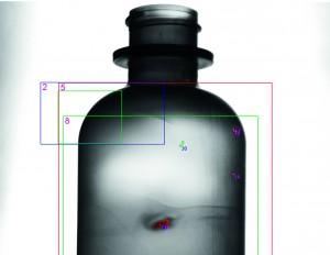 Inline-Inspektion von Flaschenrohlingen