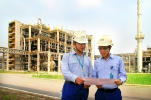 BASF startet Probebetrieb im chinesischen MDI-Komplex