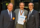 Hohe Auszeichnung für Dr. Thomas Mack