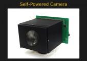 Kamera versorgt sich selbst mit Strom
