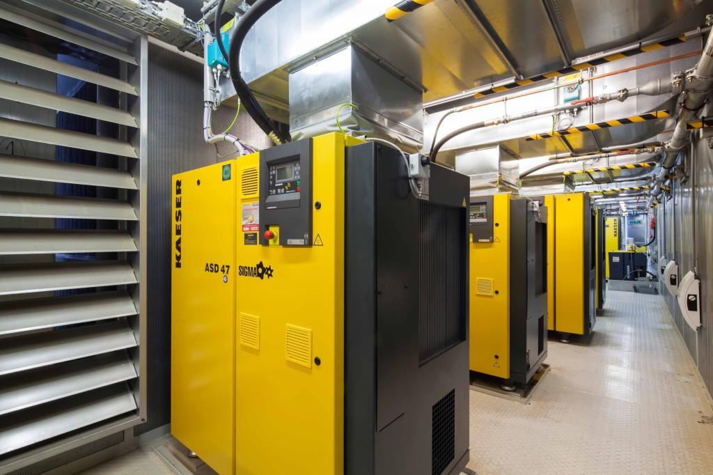 Gut gemocht Wie Wartung und Steuerung zur Druckluft-Effizienz beitragen BC87