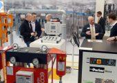 Drucklufttechnik in der Kunststoffindustrie auf der Comvac