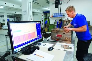 Werkzeugbau im Inland halten