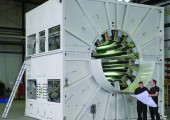 Mehr als 100 installierte PO- und PVC-Rohrlinien für Durchmesser ab 800 mm