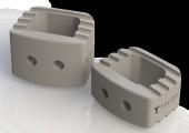 Hochleistungspolymer für Implantate zur Halswirbelkörperfusion