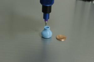 3D-Objekte aus Flüssigkeiten drucken