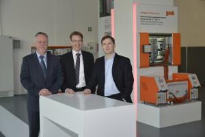 Dr. Michael Zaun übernimmt die Geschäftsführung Technik bei GWK