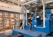 Modulares Verfahren macht Beschichtung von Kunststofffolien hocheffizient