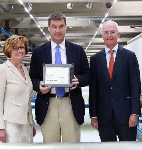 Lamilux erweitert Produktionskapazität für faserverstärkte Kunststoffe