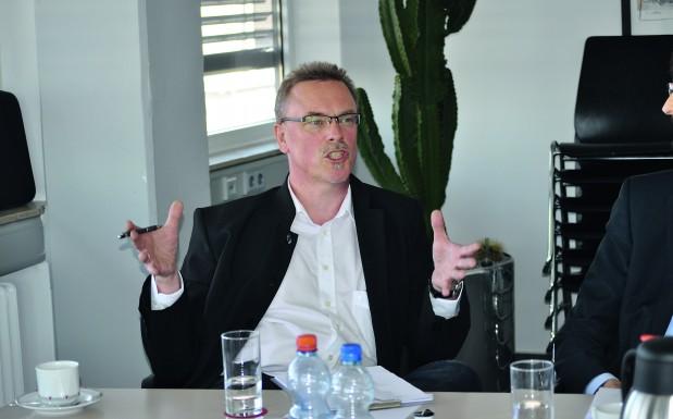 Christian Manzei, Think Company (Bildquelle: Christine Koblmiller/Redaktion Plastverarbeiter)