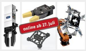 Schunk, EOS, Fipa, ASS Maschinenbau