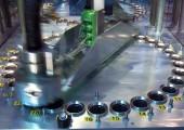 Automatische Kupplungsbahnhöfe