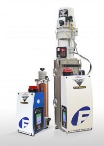 Fakuma 2015: Drucklufttrocknung für Kleinstmengen und mittlere Durchsätze