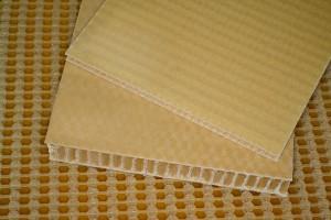 Fakuma 2015: Wabenplatten aus Holz-Kunststoff-Verbundwerkstoff