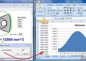 Komplexe Aufgaben mit parametrischen Skizzierwerkzeugen lösen