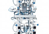 Fakuma 2015: Energieeffiziente Vakuumpumpe