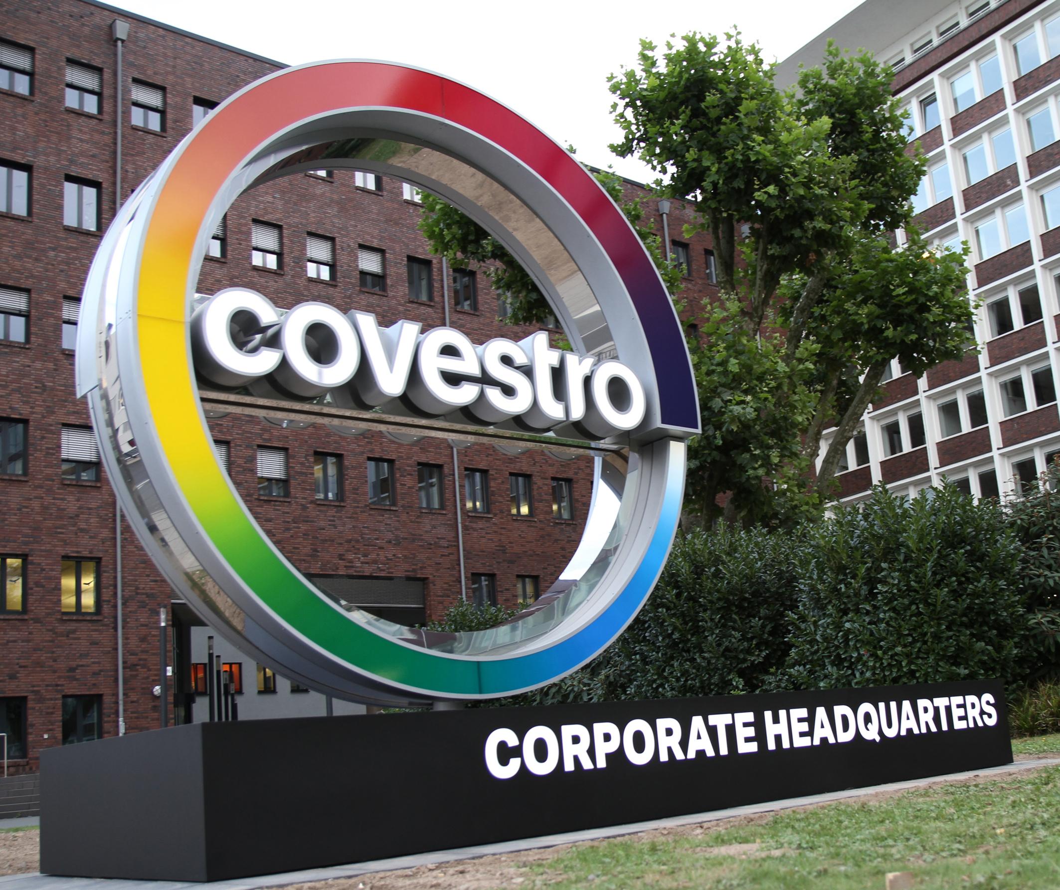 Platzierung durch Bayer drückt Covestro-Kurs nach unten