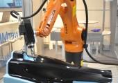 Spanende Bearbeitung mit Robotern