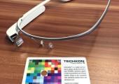 Farberfassung mit der Google-Glass-Datenbrille
