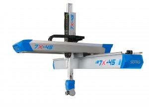 Neue Linearroboter für große Aufgaben