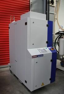 Equipment  für das gasunterstützte Spritzgießen