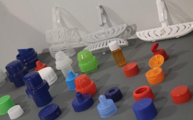 Ein großer Teil der Kunststoffe wird für Verpackungen eingesetzt.